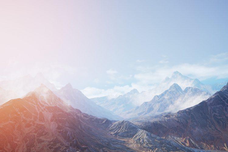 Background (Mountains) - AJR Design (Alex J. Ramsden)