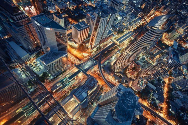 Background (Bangkok) - AJR Design (Alex J. Ramsden)